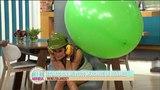 Juegos y retos con globos explosivos
