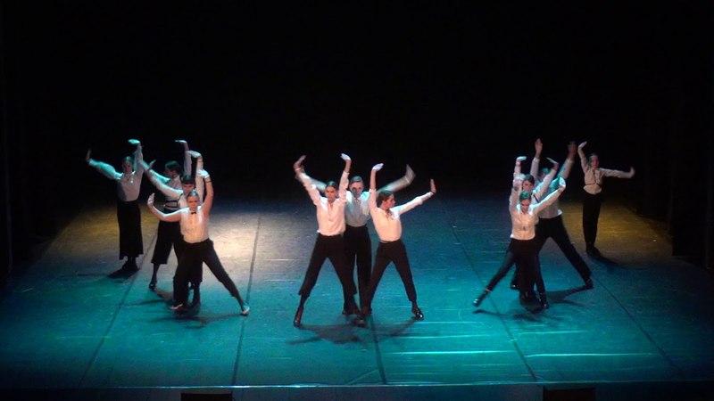 Barra Dance - Madonna - Vogue | Kuldne Karikas 2018 | Täiskasvanud Tänavatants | Tallinn PR