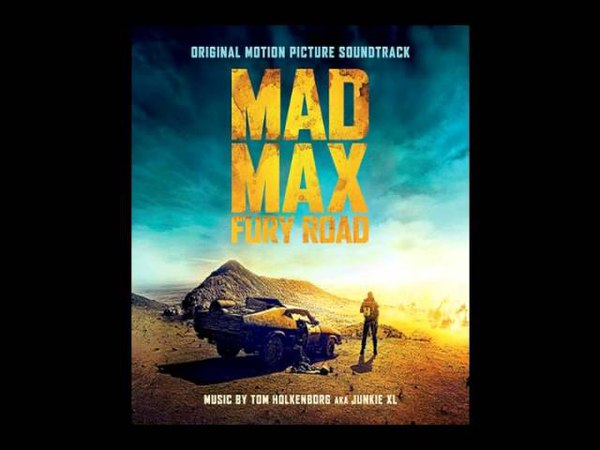 Mad Max Fury Road Official Soundtrack 15 THE BOG