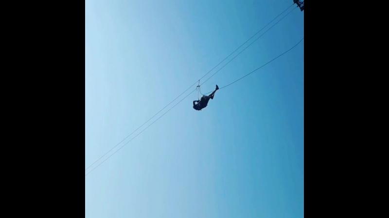 Эпичный Прыжок Мишани)) 18 Внимание в видео очень мата))Особенно в начале