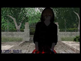 【MMD X CREEPYPASTA】talk dirty - Eyeless Jack [60 fps]