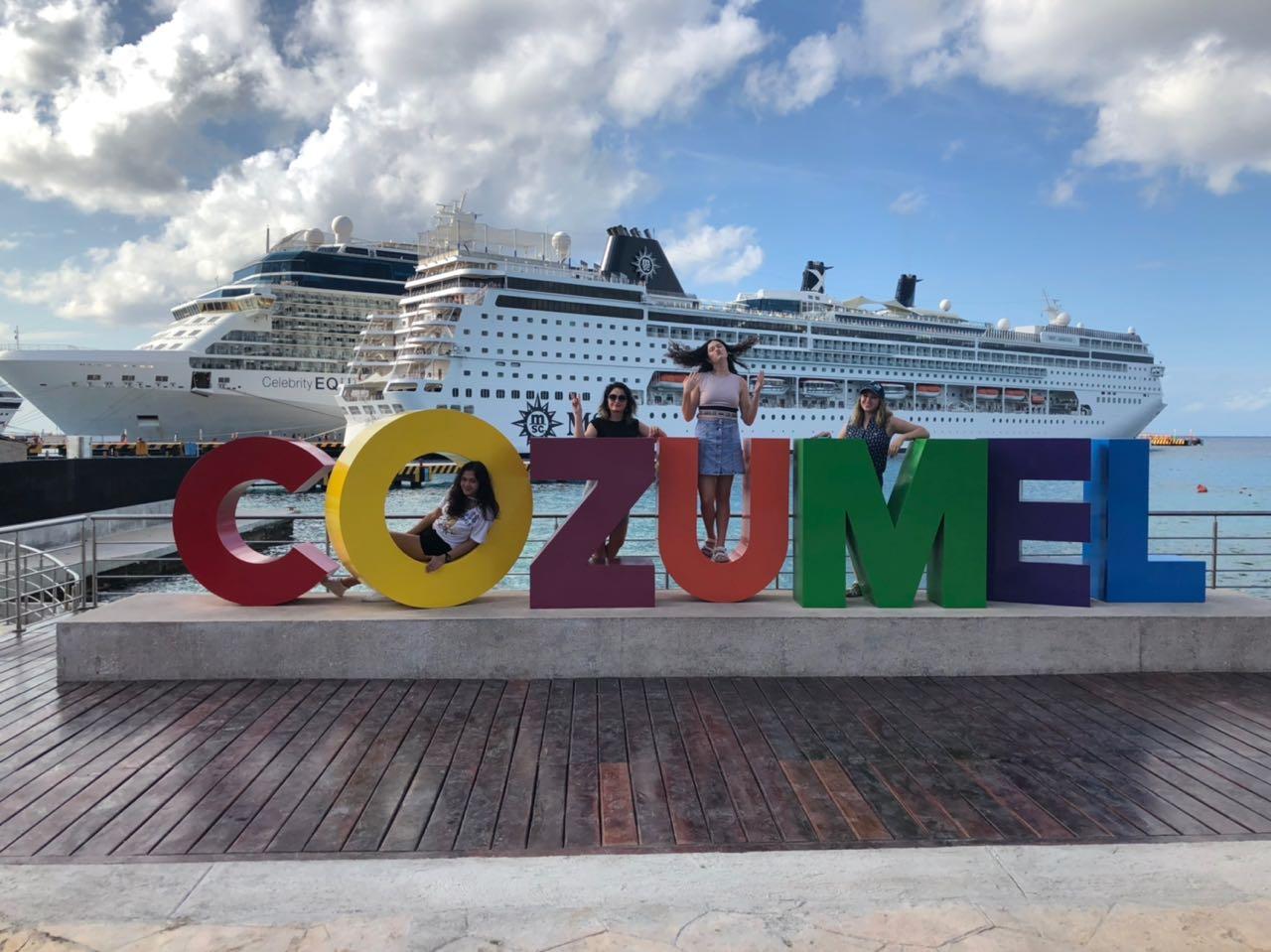 Новогодние каникулы 2018 в круизе по Кубе, Мексике, Ямайке, Каймановым островам, Центральной Америке.