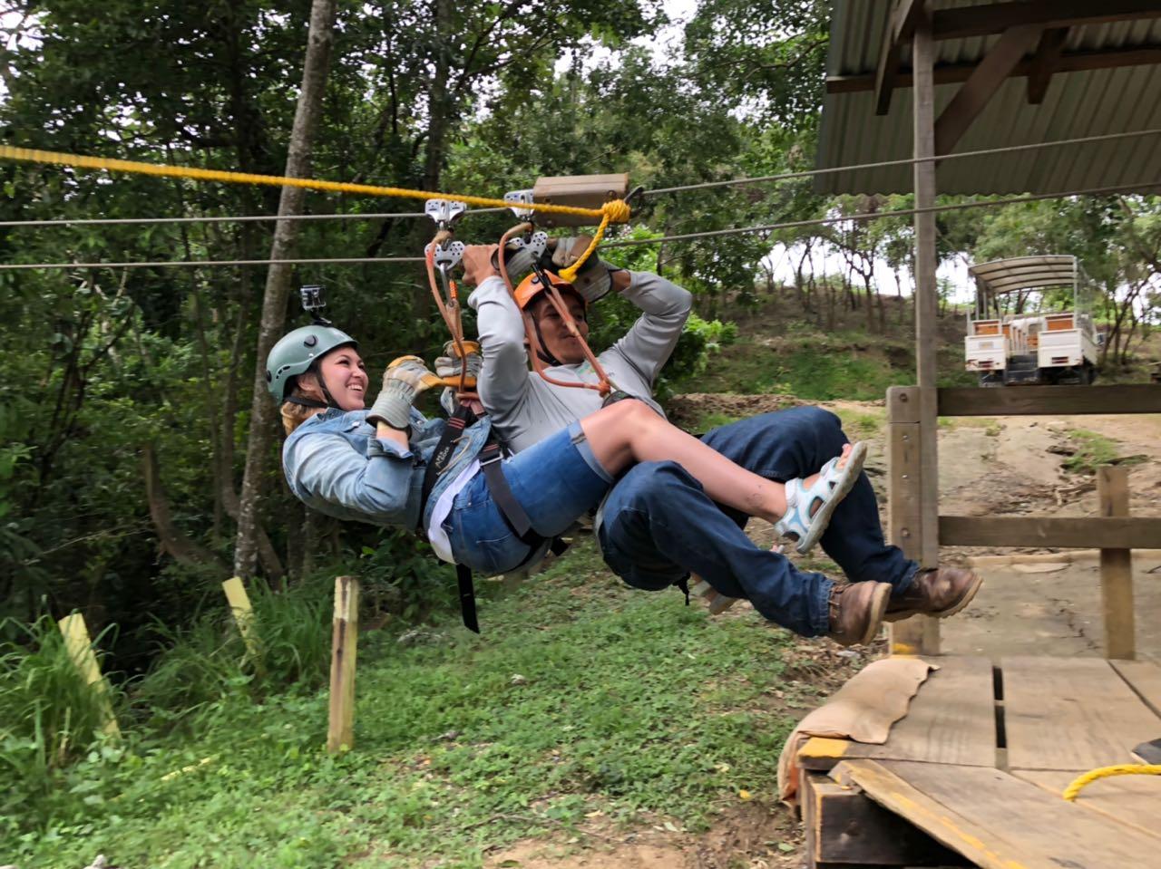 Новогодние каникулы в круизе по Центральной Америке
