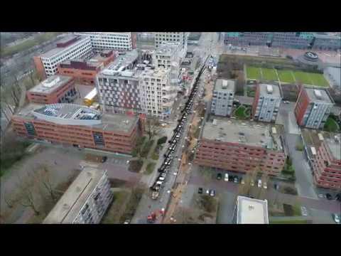 Intrekboog nieuwe leiding in Amstelveen