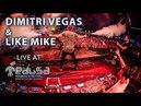 Dimitri Vegas Like Mike Live At Medusa Sunbeach Festival 2017