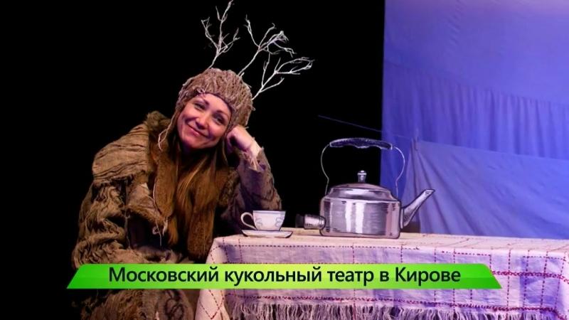 Первый городской канал в Кирове - ИКГ Гастроли кукольного театра 8