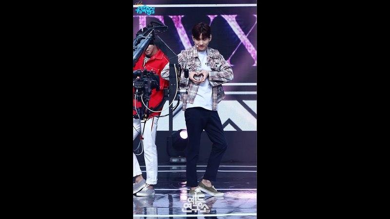 [예능연구소 직캠] 동방신기 평행선 최강창민 Focused @쇼!음악중심_20180331 Love Line TVXQ! MAX