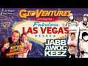 GioVentures VEGAS TAKE OVER! Magic with Nathan Burton, hits MM World, Dances with the Jabbawockeez!