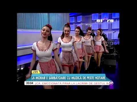 Daniel Lazar - Mahalageasca vs Sapte Vai vs Ciocarlia vs Constantine / Live@Antena Stars