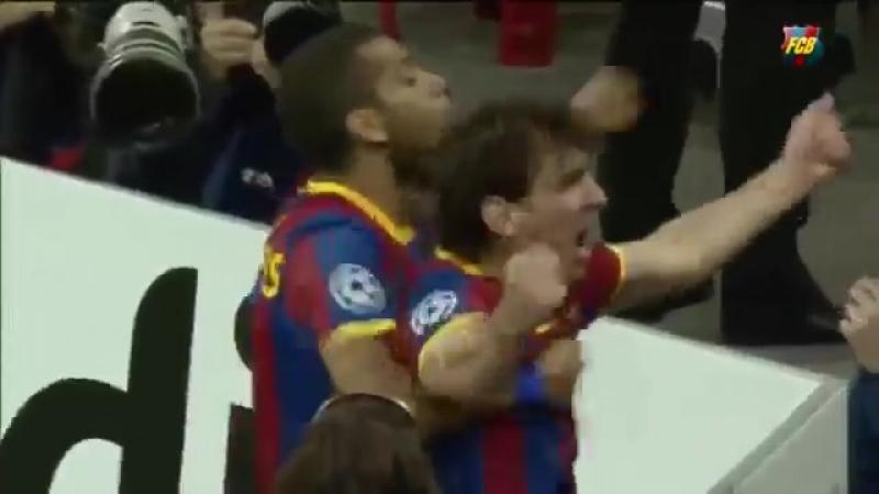 Resumen FC Barcelona vs Manchester United UCL 2011