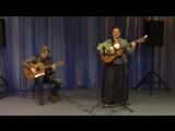 Екатерина Мирвис-Варкалова и Андрей Васильев (гитара) Осень сделала первый вдох (ст. и муз. Е. Мирвис-Варкаловой)