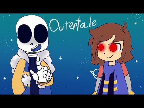 Outertale Animation Stronger Than You