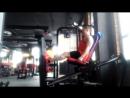 Подъем на носки 185 кг на 20 раз + метод сброса