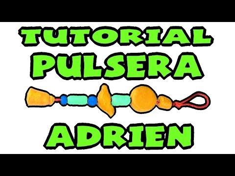 Cómo hacer la pulsera de Adrien - Tutorial Miraculous Ladybug