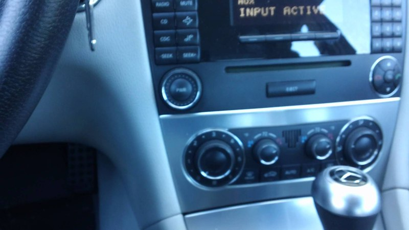 2006 Mercedes Benz C Class W203 iPod iPhone Integration Al Eds Autosound Los Angeles