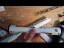 Пневматическая валына из ПВХ-труб