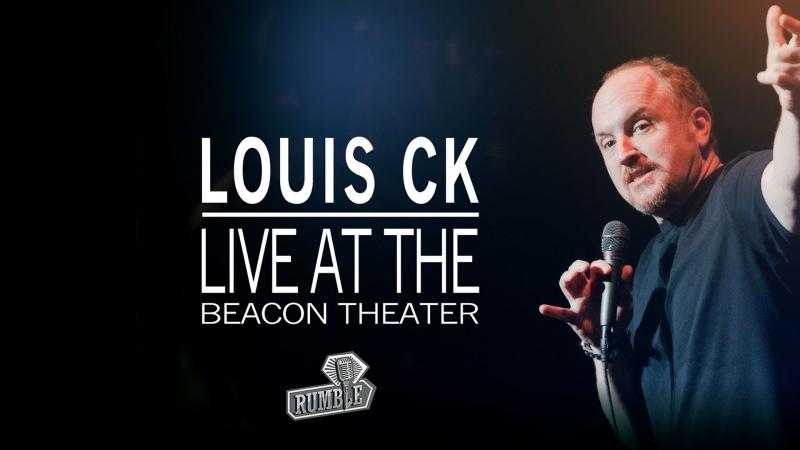 Луи Си Кей - Выступление в театре Beacon [2011] Озвучка Rumble