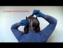 Как Покрасить Волосы в Домашних Условиях в Светлый Цвет Видео How to Color dye