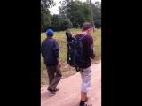 Отпуск август 2011 прямой эфир село Кузнецово