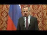 С.Лавров по итогам переговоров с Ли Ён Хо
