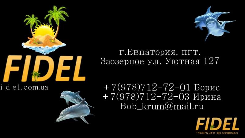 Гостевой дом FIDEL в Заозерном!!