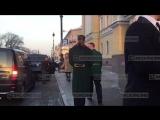 Группа Depeche Mode прилетела в Петербург