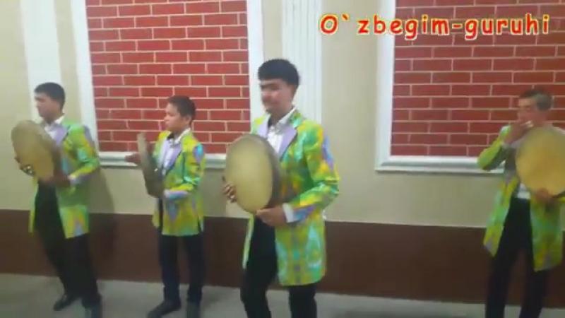 Farhod Mansurov hamda O'zbegim doirachilar bazm