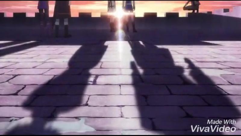 Аниме клип Красноволосая принцесса Белоснежка.