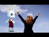 [v-s.mobi]Поздравление подруге с 8 марта! Супер поздравления на женский день весны ZOOBE Муз Зайка.mp4