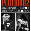 21.09: PLOTNIK82 и ГИТАРИН в Курске