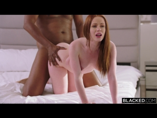 Ella Hughes & Dredd [HD 1080, All Sex, Interracial, Small Tits, Redhead, Hairy, Cumshot]