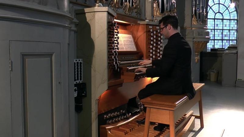 607 J. S. Bach - Vom Himmel kam der Engel Schar (Orgelbüchlein No. 9), BWV 607 - Ulf Norberg