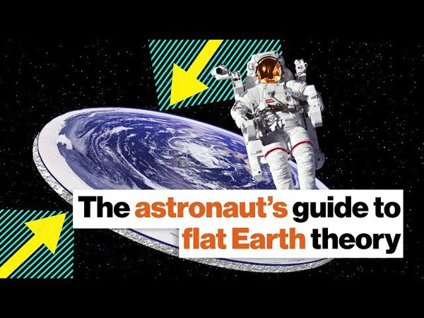 Chris Hadfield The astronauts guide to flat Earth theory