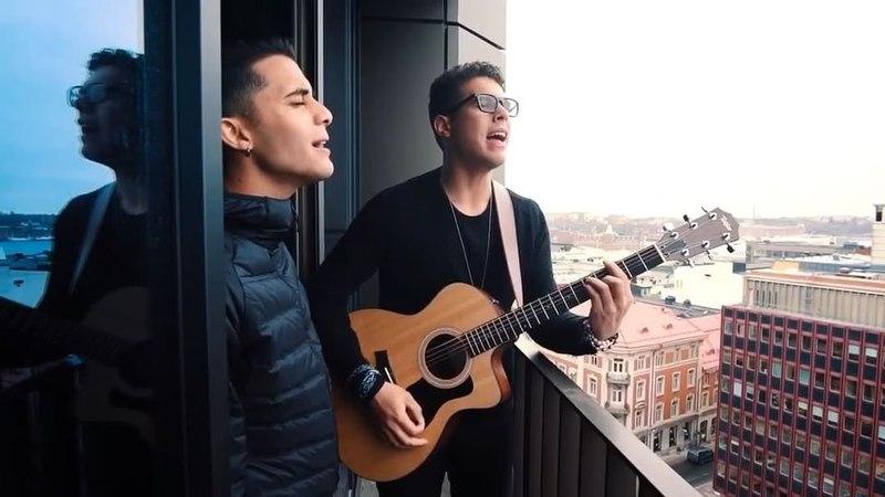 """CNCO on Instagram: """"Buenísima! esta canción de nuestros amigos de @piso21music 🙌🔥 @zabdieldejesus @erickbriancolon"""""""