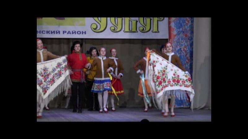Хореографический коллектив Карамель-танец Северная ярмарка