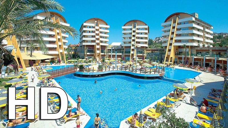 Alaiye Resort Spa Hotel, Avsallar-Incekum, Türkei