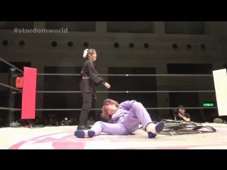 Io Shirai & Tam Nakano vs. Oedo Tai (Kagetsu & Natsu Sumire) - Stardom Dream Slam In Nagoya