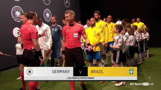 [27.03.2018] Germany vs Brazil - 1st Half International friendly
