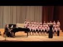 Концертный хор младших классов Веснянка Семицветная дорога