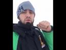 Ислам Хождевдиев на пробежке