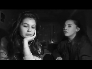 26 апреля 2018 года Sam Smith - Stay with me (Sabina Mustaeva & Alina Arakelova cover)