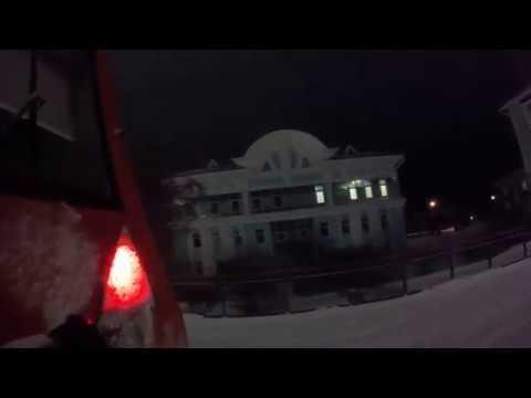 Зацепинг Новосибирск. Инская - Первомайская снаружи электрички