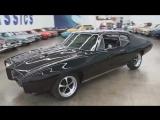 Восстановленный 1968 Pontiac LeMans в действии.