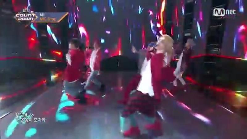 [FULL HD] MIC DROP - BTS COUNTDOWN