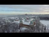 Зима в Царицыно