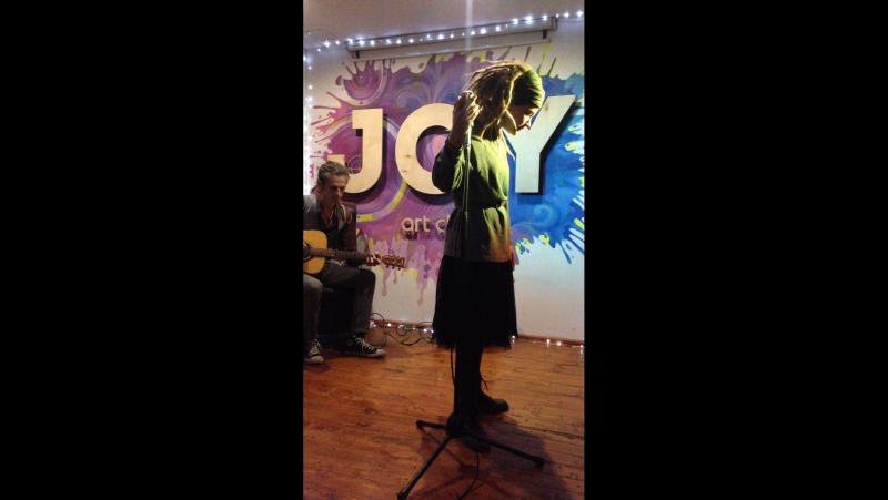 КОНЦЕРТЫ в JOY. 21.10 - Голос Ветров — Live