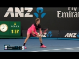 Marcos Baghdatis v Andrey Rublev match highlights (2R) _ Australian Open 2018