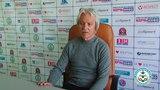 Послематчевая пресс-конференция главного тренера ФК Кафа Владимира Алексеевича Ходуса