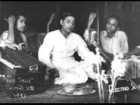 Pandit Tarapada Chakraborty- Raga Kaushi Kanada (mid 1960s)_