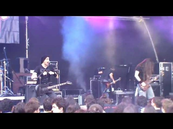 Metalium Live at Headbangers' Weekend Istanbul 04 05 13